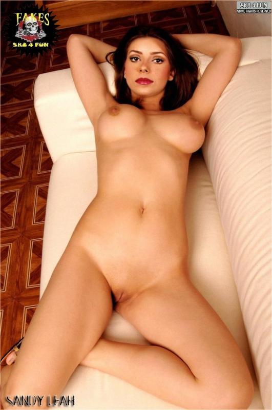 Attractive nude females